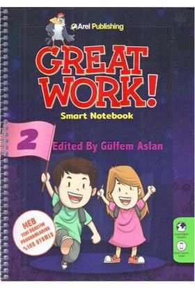 Arel Great Work 2. Sınıf English Smart Notebook