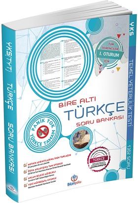 Bilim Yolu Tyt Bire Altı Türkçe Soru Bankası