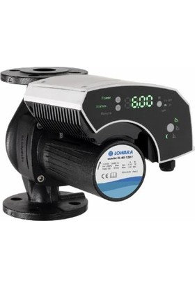 Lowara Ecocirc Xl N 32-60 İn-Line Ecm Motorlu Bronz Pompa, Dişli Sirkülasyon Pompası 230V