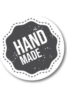 Cici Hand Made Sticker Etiket 3 x 3 cm 20li