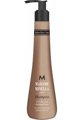 Madame Minella Kuru Ve Yıpranmış Saç Bakım Şampuan 250 ml