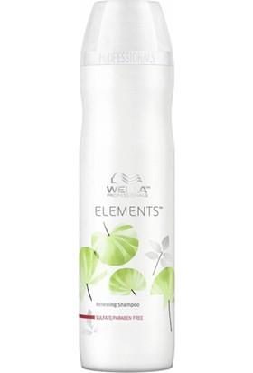 Wella Paranbensiz Şampuan Elements 250 ml