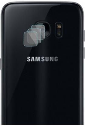 Ally For Samsung Galaxy S7 Edge Nano Kamera Koruyucu 3 Adet Set