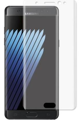 Ally For Galaxy Note 7 Fan 3D Kavisli Darbe Emici Full Ekran Koruyucu 2 Adet Set