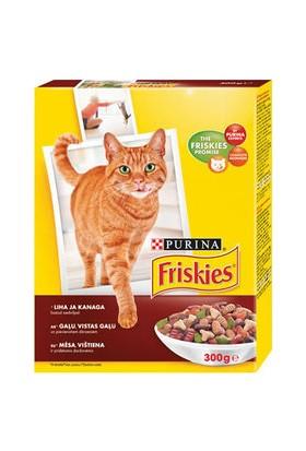 Frıskies Etli Kedi Maması