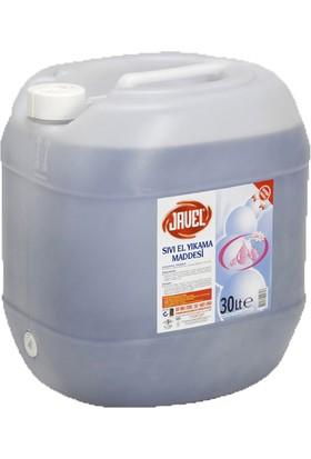 Javel Sıvı El Yıkama Maddesi Ph 5.5 30 lt Mavi Bidon Bdsc01033
