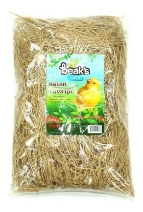 Beaks Küçük Kuşlar İçin Yuva İpi 250 gr
