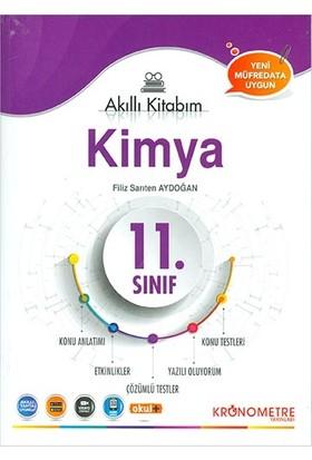 Kronometre 11. Sınıf Kimya Akıllı Kitabım