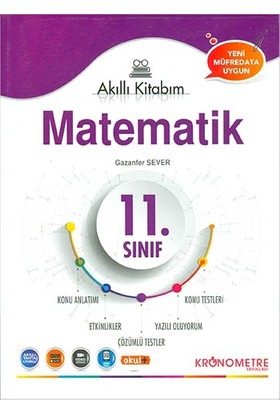 Kronometre 11. Sınıf Matematik Akıllı Kitabım
