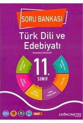 Kronometre 11. Sınıf Türk Dili Ve Edebiyatı Soru Bankası