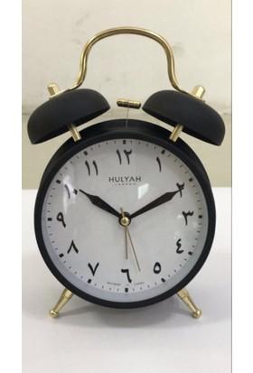 Hulyah London Alarmlı Saat