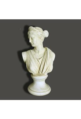 Dekorsende Rafaella Kadın Büst Büyük