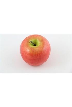 Dekorsende Yapay Meyve Elma Kırmızı 7 cm