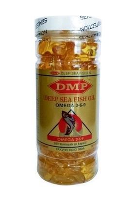 Dmp Omega 3,6,9 200 Softgels 1000 Mg