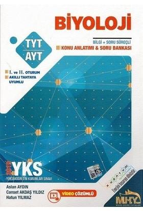 Mikro Hücre Yayınları Tyt Ayt Biyoloji Konu Anlatımı Soru Bankası - Hatun Yılmaz