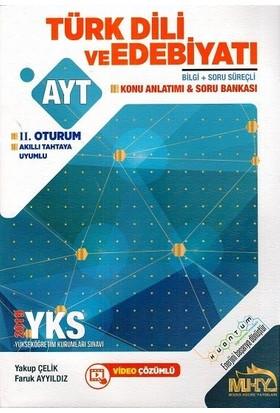 Mikro Hücre Yayınları Ayt Kuantum Türk Dili Ve Edebiyatı Konu Anlatımı Soru Bankası - Yakup Çelik