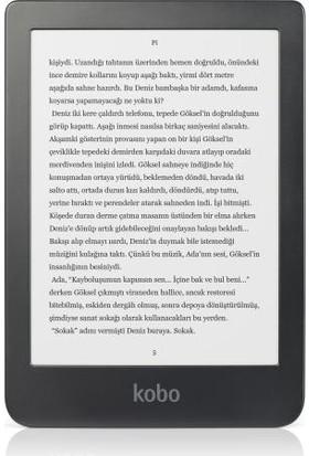Kobo Clara Hd E-Kitap Okuma Cihazı