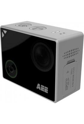 Aee Lyfe Silver S91 4K Aksiyon Video Kamera 4K 64GB Micro SD Kart HEDİYE