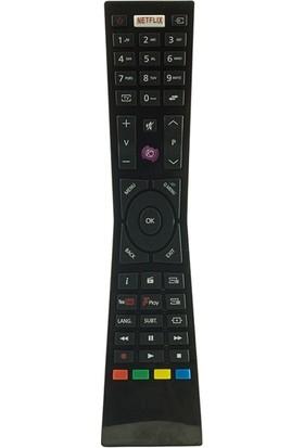 Tayfun Vestel 49Fd7400 Uyumlu Led Televizyon Kumandası