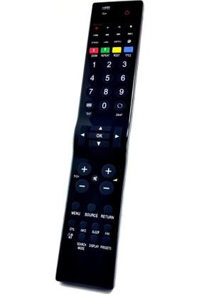 Tayfun Vestel Rc5103 Uyumlu Lcd Led Televizyon Kumandası