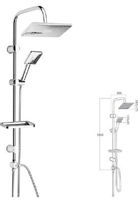 Mistillo Tower Duş Sistemi - Mts11
