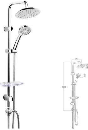 Mistillo Tower Duş Sistemi - Mts28