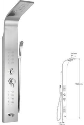Mistillo Panel Duş Sistemi - Mxp01