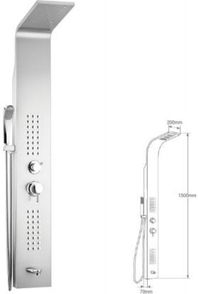 Mistillo Panel Duş Sistemi - Mxp02