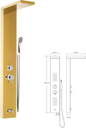 Mistillo Panel Duş Sistemi - Mxp08