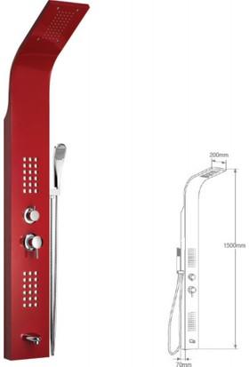 Mistillo Panel Duş Sistemi - Mxp09