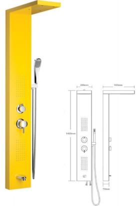 Mistillo Panel Duş Sistemi - Mxp18