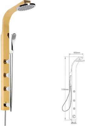 Mistillo Panel Duş Sistemi - Mxp24