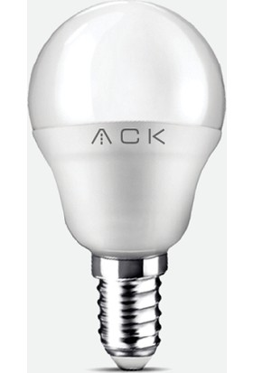 Ack Top Led Ampul 5W E-14 6500K Beyaz Işık