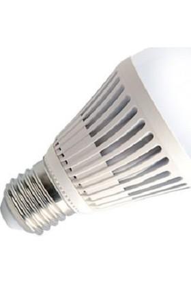 Lamptime 13 W Led Mum Ampul E27 6500K Beyaz Işık Porselen Gövde 301616