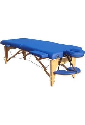 Comfort Plus Çanta Tipi Lüx Taşınabilir Ahşap Masaj Masası Masaj Yatağı
