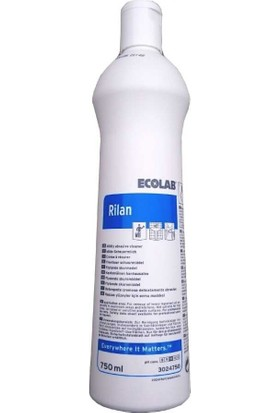 Ecolab Rilan Krem Temizlik Ürünü 0,75ml