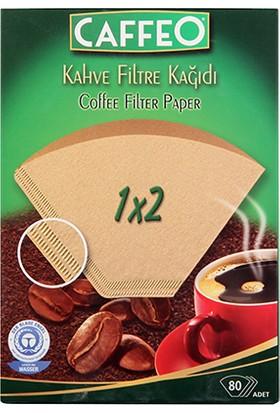 Caffeo Kahve Makinesi Filtresi 1x2