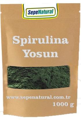 Sepe Natural Spirulina Toz 1.000 gr Siprulina Yosun 1 kg
