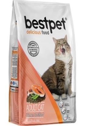 Bestpet Somonlu Kısırlaştırılmış Kedi Maması 1 Kg