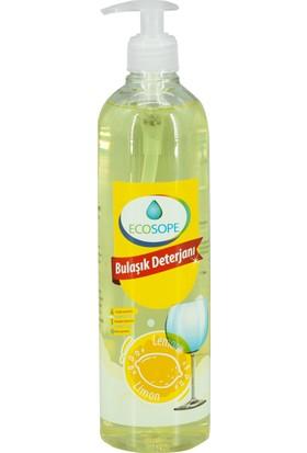Ecosope Elde Bulaşık Deterjanı Limon 700 ml