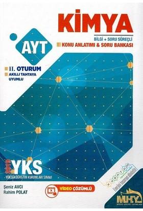 Mikro Hücre Yayınları Ayt Kimya Konu Anlatımı Soru Bankası - Şeniz Avcı