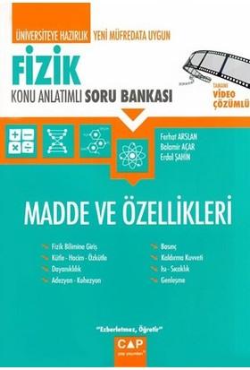 Çap Yayınları Üniversiteye Hazırlık Fizik Madde Ve Özellikleri - Balamir Açar