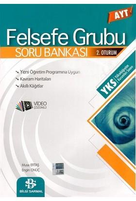 Bilgi Sarmal Yayınları Ayt Sarmal Felsefe Grubu Soru Bankası - Engin Onüç