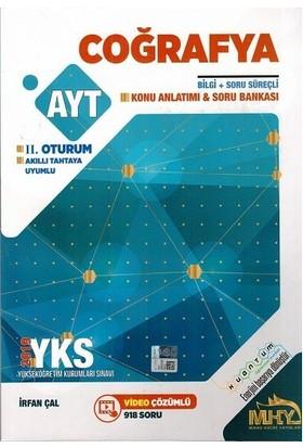 Mikro Hücre Yayınları Ayt Coğrafya Konu Anlatımı Soru Bankası - İrfan Çal