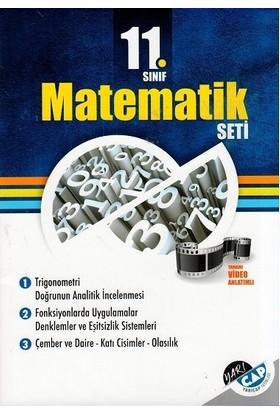 Yarı Çap Yayınları 11. Sınıf Matematik Seti