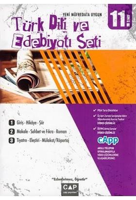 Çap Yayınları 11. Sınıf Türk Dili ve Edebiyatı Seti