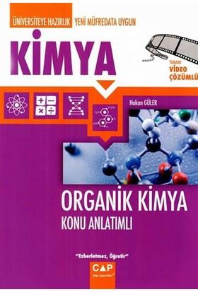 Çap Yayınları Organik Kimya Konu Anlatımlı - Hakan Güler