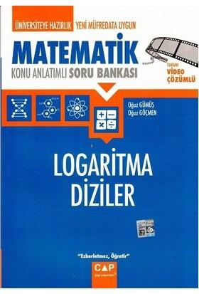 Çap Yayınları Matematik Logaritma Diziler Konu Anlatımlı Soru Bankası - Oğuz Göçmen