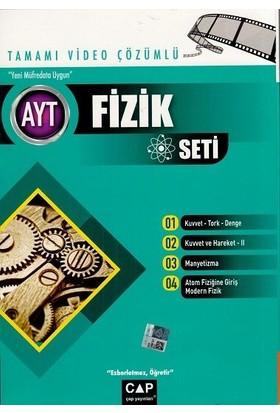 Çap Yayınları AYT Fizik Seti Tamamı Video Çözümlü