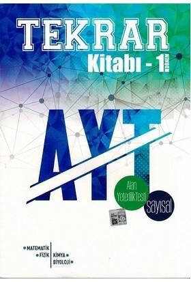 Bes Yayınları Ayt Sayısal Tekrar Kitabı 1. Dönem